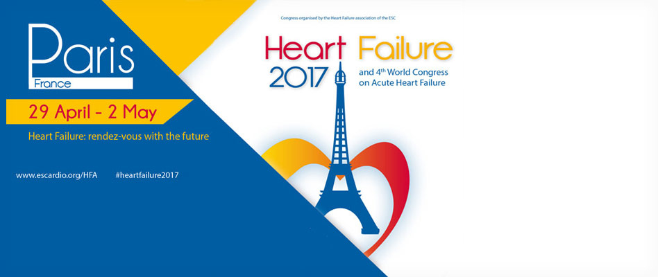 Heart Failure 2017, Paris - Frankreich