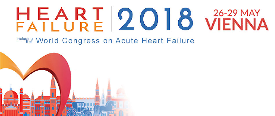 Heart Failure 2018, Vienna